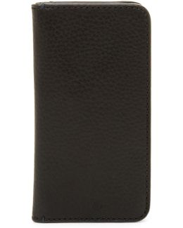 Leather Magnetic Phone Wallet