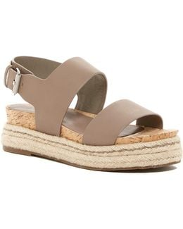 Oria Platform Sandal