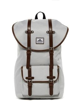 Solid Utility Backpack