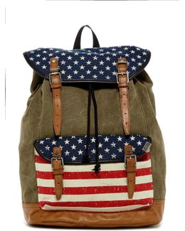 Americana Utility Backpack