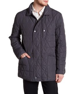 Auburn Quilted Jacket
