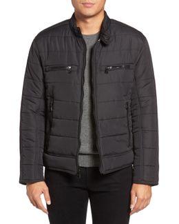 Belknap Quilted Moto Jacket