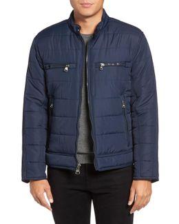 Men's Belknap Quilted Moto Jacket