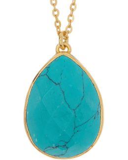 Milton Turquoise Necklace