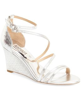 Carnation Ii Wedge Sandal
