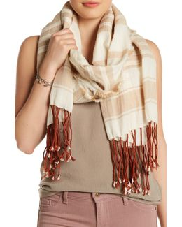 Lines In The Sand Scarf