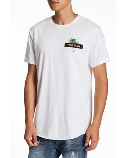 Twin Palms Graphic Short Sleeve Tee