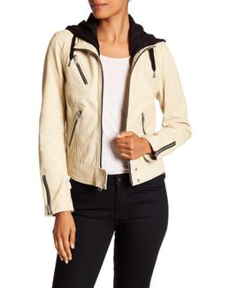 Winona Leather Jacket