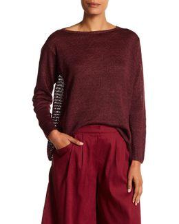 Relaxed Hemp Sweater