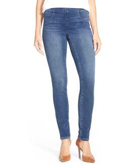 Ami Pull-on Stretch Skinny Jean