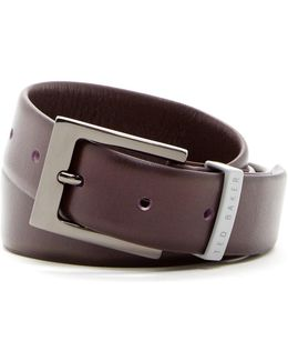 Eastwood Formal Leather Wrap Belt