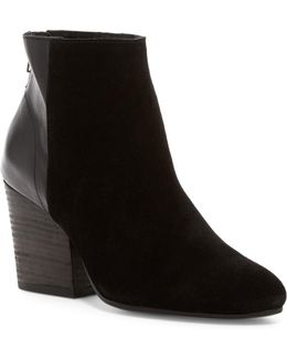 Meli Mixed Ankle Boot