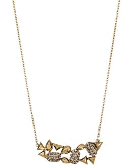 The Theia Pave Necklace
