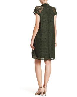 A-line Swing Lace Dress