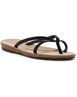 Nalla Sandal