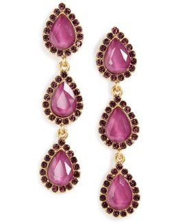 Natalie Drop Earrings