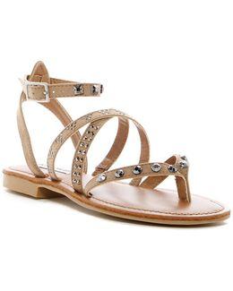 Natalia Studded Sandal