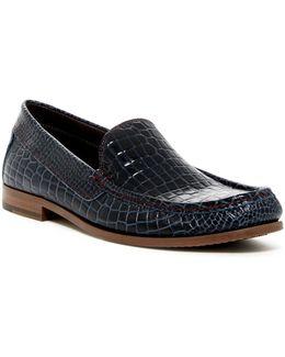Nate Croc Embossed Loafer