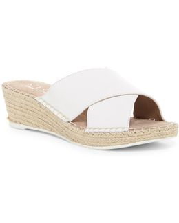 Iva Wedge Sandal