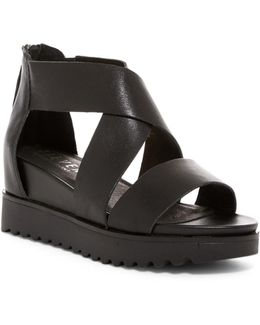 Kaley Platform Wedge Sandal