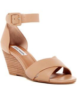 Nisa Wedge Sandal