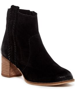 Sangeeta Suede Ankle Boot