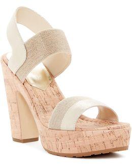 Nolitat Platform Sandal