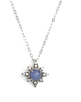 Holiday Star Pendant Necklace