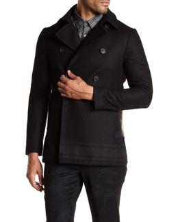Engineered Pea Coat