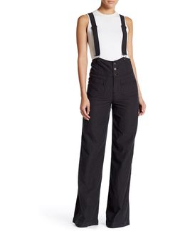 Pinstripe Overall