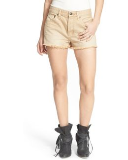 Uptown Denim Short