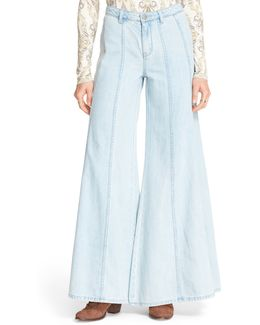 Gilmour High Rise Wide Leg Jean