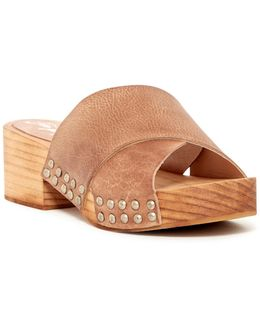 Sonnet Platform Sandal