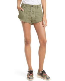 Standoff Cutoff Shorts