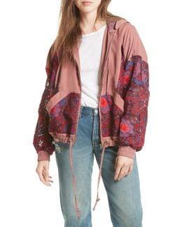 Magpie Oversize Jacket