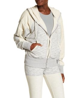 Shadow Boxer Knit Hoodie