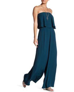 Gia Crop Top & Wide Pant 2-piece Set