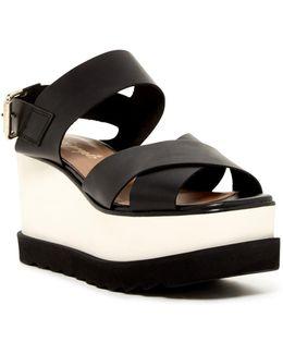 Kate Wedge Sandal