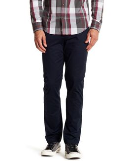 "Bedford Solid Stretch Pants - 32"" Inseam"