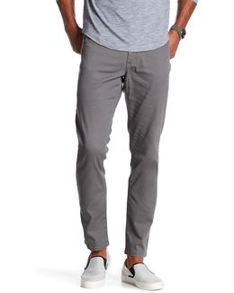 "Stretch Twill Straight Pant - 32-34"" Inseam"