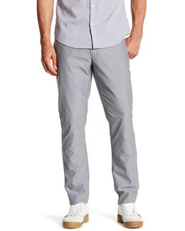 Oxford 5 Pocket Solid Pants