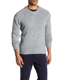 Saddle Raglan Sweater
