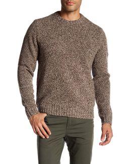 Twisted Yarn Lambswool Sweater