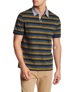 Jasper Striped Polo Shirt