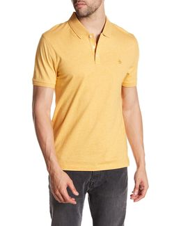 Jasper Heritage Slim Fit Polo