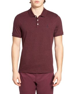 Jasper Slim Fit Holiday Polo