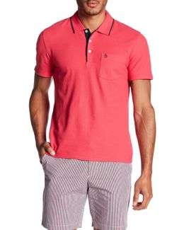 Mearl Slim Fit Polo