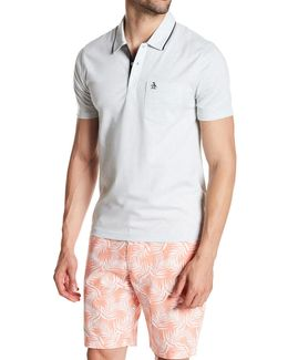 Jasper Fashion Mearl Heritage Slim Fit Polo
