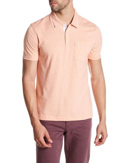 Fashion Mearl Heritage Slim Fit Polo