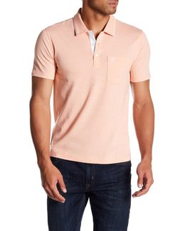Fashion Mearl Slim Fit Polo
